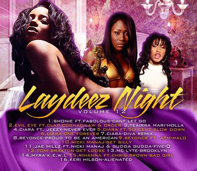 DJ Mami Fresh Presents - Ladyeez Night [2009]