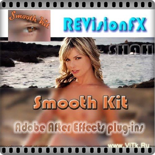 RE:Vision SmoothKit 2.1 плагин Adobe After Effects