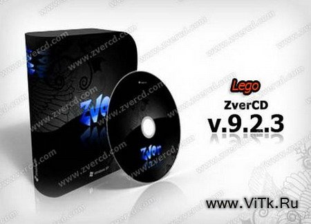 WindowsXP SP3 + ZverСD Lego v9.2.3 (02/2009)