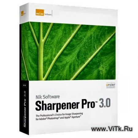 Nik Software Sharpener Pro v3.0 for Photoshop