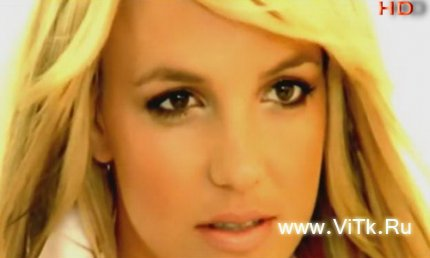 Britney Spears - Trouble ( HD )