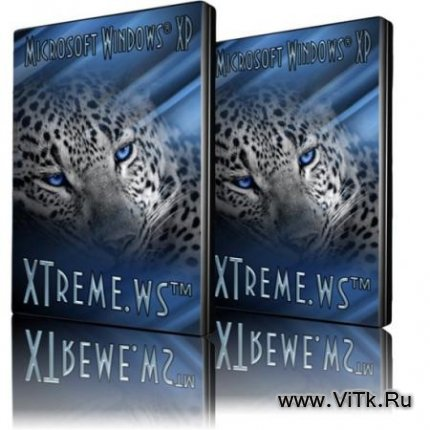 Windows® XP Sp3 XTreme™ Anniversary Edition v5.9.5 ( Май 2009 г.) + DriverPacks (SATA/RAID)