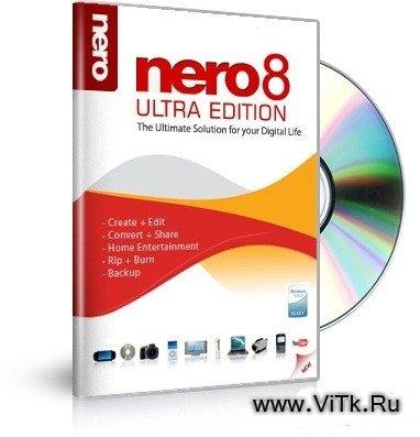 Nero Burning Rom 8.2.8.0 rus - представляет собой простую в освоении