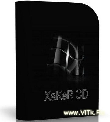 Windows Xp XaKeR CD v7.5 Full (2009)