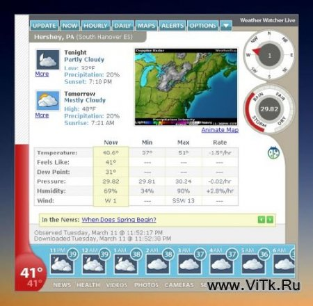 Weather Watcher Live 6.0.3