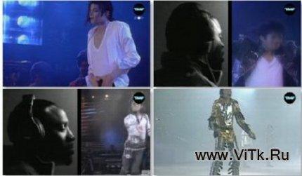 клип Michael Jackson feat. Akon - Wanna Be Startin' Something