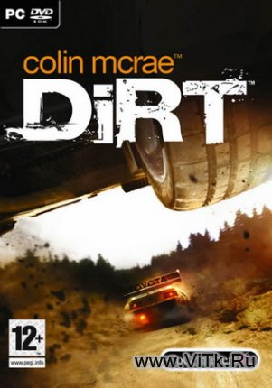 Colin McRae Dirt (2007/MULTI5/Repack)