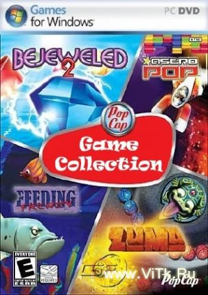 Popcap: Коллекция игр  / Popcap Game Collection (2009)
