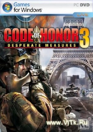 Code of Honor 3: Desperate Measures (2009/RUS/Repack)