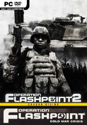 Operation Flashpoint - Pirat Edition (2009/PC/RUS/RePack) [2в1]