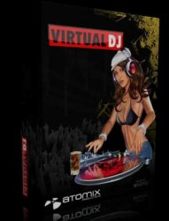 Atomix Virtual DJ 6.0 + Skins + Sound Effects + Samplers