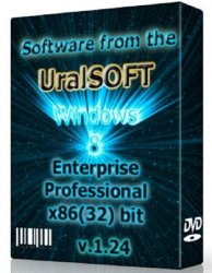 Windows 8x86 Enterprise/ Professional UralSOFT v.1.24(2013/RUS)