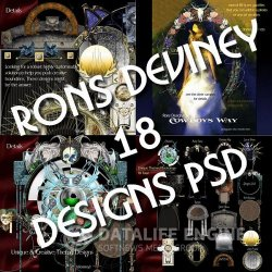 Rons Deviney 18 Designs PSD