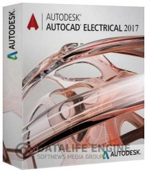 Autodesk AutoCAD Electrical 2017 SP1 (x86-x64) RUS-ENG