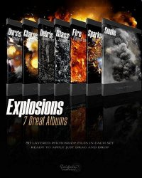 Rons Daviney - Explosions